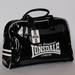 naujas juodas Lonsdale kelioninis krepšys