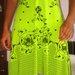 Salotinė suknelė