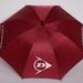 naujas raudonas didelis skėtis