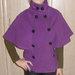 Naujas violetinis paltukas