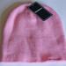 nauja rožinė kepurė