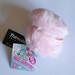 nauji rožiniai ausinukai