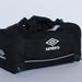 naujas juodas umbro krepšys