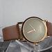 Gucci rudas moteriškas laikrodis