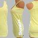 Bench geltoni marškinėliai moterims