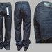 Bench tamsiai mėlyni džinsai vyrams