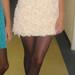 ZARA kreminė suknelė