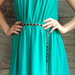 Mėtinė suknelė! XS-M