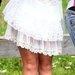 AKCIJA balta prabangi suknyte