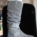 moteriški zomšiniai auliniai batai / JIMMY