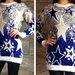 Conversa Stars blue megztinis XS-XL
