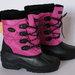 Rožiniai sniego batai 38, 39 dydis