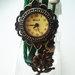 """Retro stiliaus laikrodis """"Gėlytė"""""""