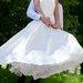Siūta pagal užsakymą vienetinė vestuvinė suknelė