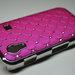 <Naujas> Samsung Galaxy Ace įdėkliukas (rožinis)