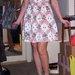 tiks XS-S-M d. Fantastinio modelio suknelė