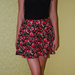Gražus gėlėtas sijonukas
