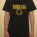 Nirvana marškinėliai