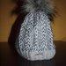 nauja šilta kepurė