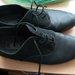 Juodi vyriški batai dailus