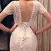 Vintažinė išskirtinė vestuvinė suknelė