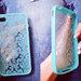 Neoninis Iphone deklas