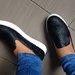 Hermes Style Black