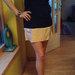 Nauja Juoda stilinga suknelė/tunika