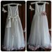 Mergaičių proginė suknelė
