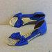 Mėlynos spalvos basutės