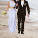 Vestuvinė suknelė, vyriškas kostiumas
