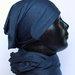 Nauja grafito spalvos beanie stiliaus kepurė