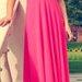 Puošni rožinė suknelė
