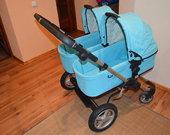 First wheels city twins vezimelis dvynukams