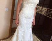 Vestuvine suknele nauja