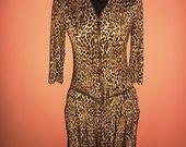 Leopardinė suknelė :)