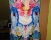 Vasariskai spalvinga suknele