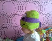 Vezliuko nindzes kepuryte