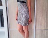 Leopardinė NOSAIC suknelė