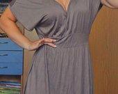 H&m ruda suknelė