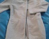 Žalsvas paltukas naujas