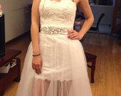 Oksanos Pikul stiliaus suknelė