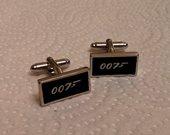 Vyriškos sąsagos Agentas 007