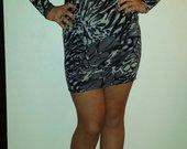 šiltutė suknelė