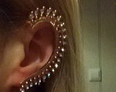 Puošnus visos ausies auskaras