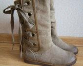 nerealūs šilti batai