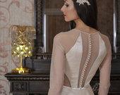 Nude/ kūno spalvos suknelė
