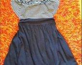 Jūristinio stiliaus suknelė