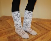 Balti nerti batai tik 36