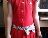 Nauja Burberry suknele